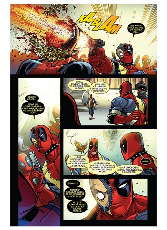Album Deadpool