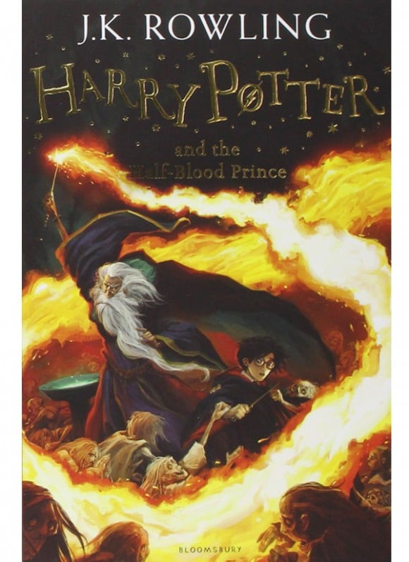 HarryPotter half blood prince volume 6