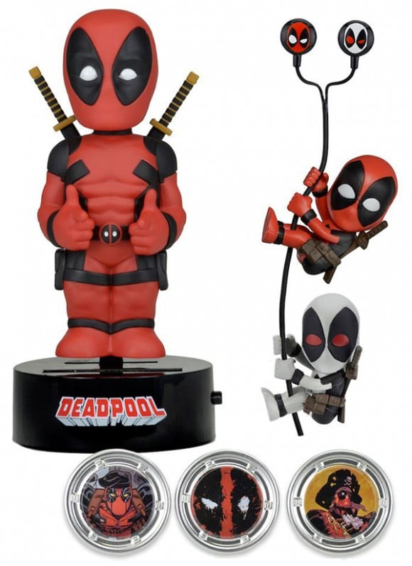 deadpool gift set