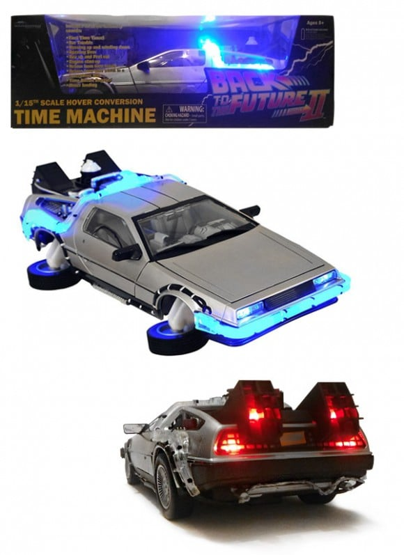 Back-to-the-Future-II-1-15-Model-Hover-Time-Machine-36-cm1