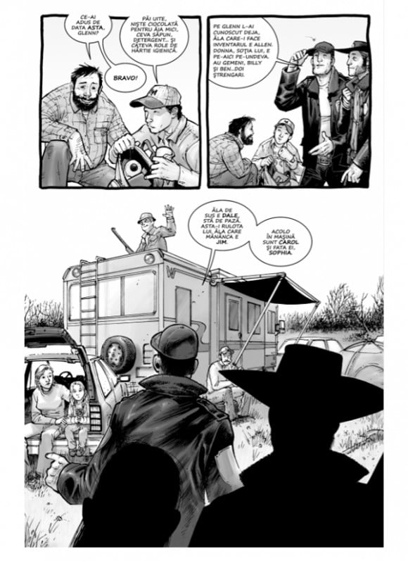 The walking dead #3