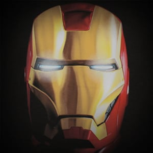 Benzi desenate Iron Man