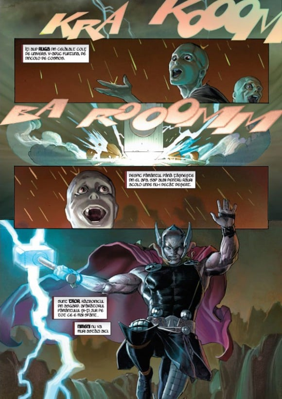 Thor #1 – revista de benzi desenate