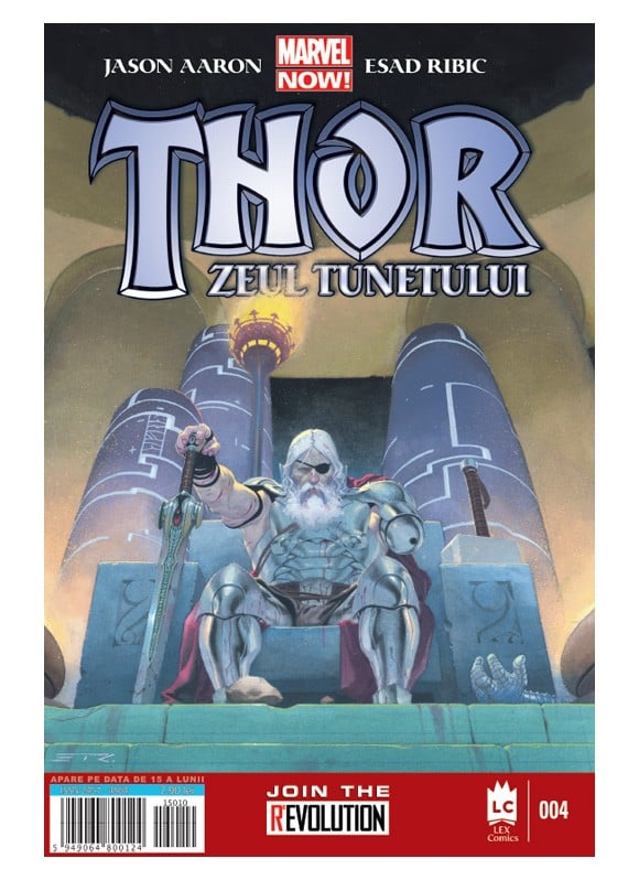 Marvel Comics Thor 4