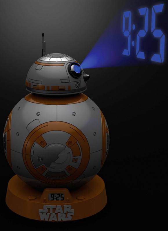 Ceasdesteptator Star Wars BB8 A