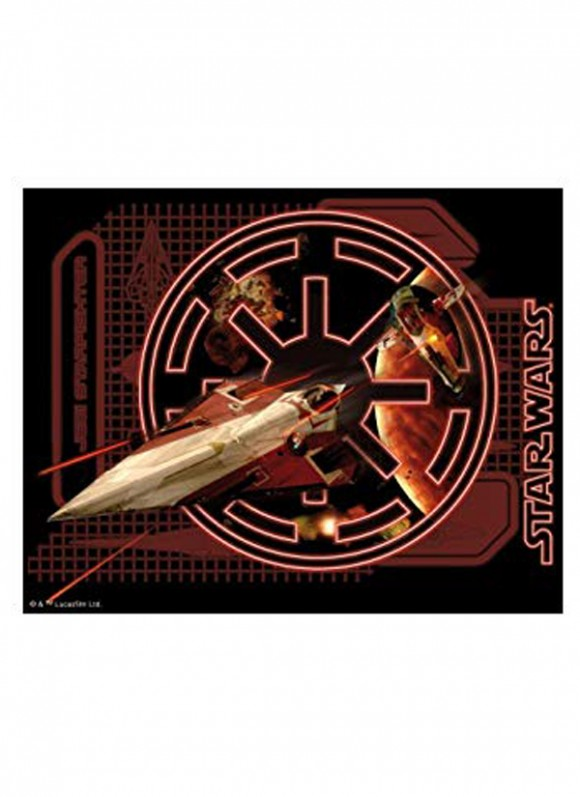 Mouse Pad Star Wars 3D lenticular d