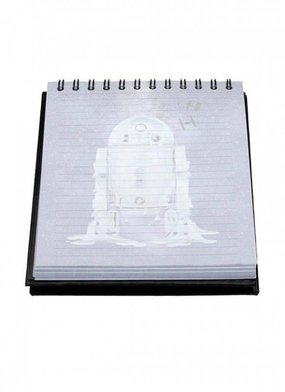 Star-Wars-Episode-IV-Notebook-with-Sound-&-Light-Up-R2-D2-3
