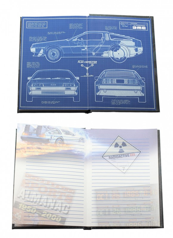 Back-to-the-Future-Logo-Light-Up-Notebook-2