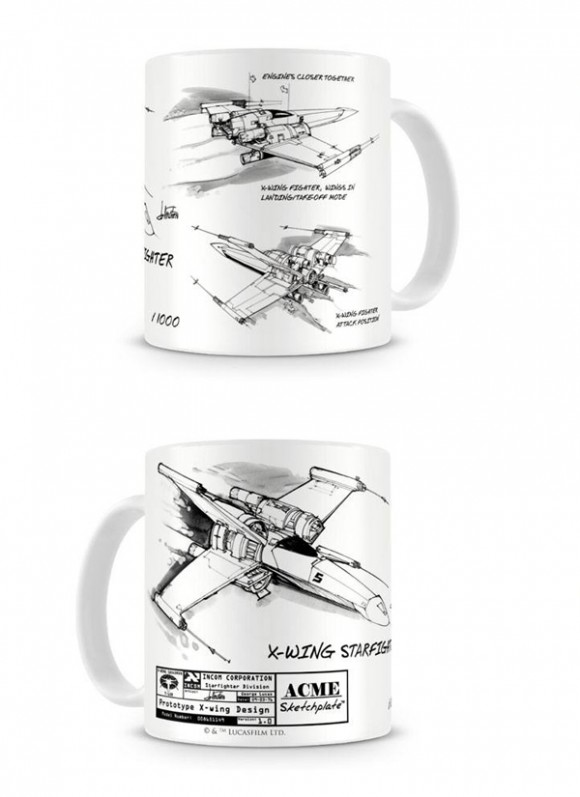 Cana Star Wars – X-Wing A