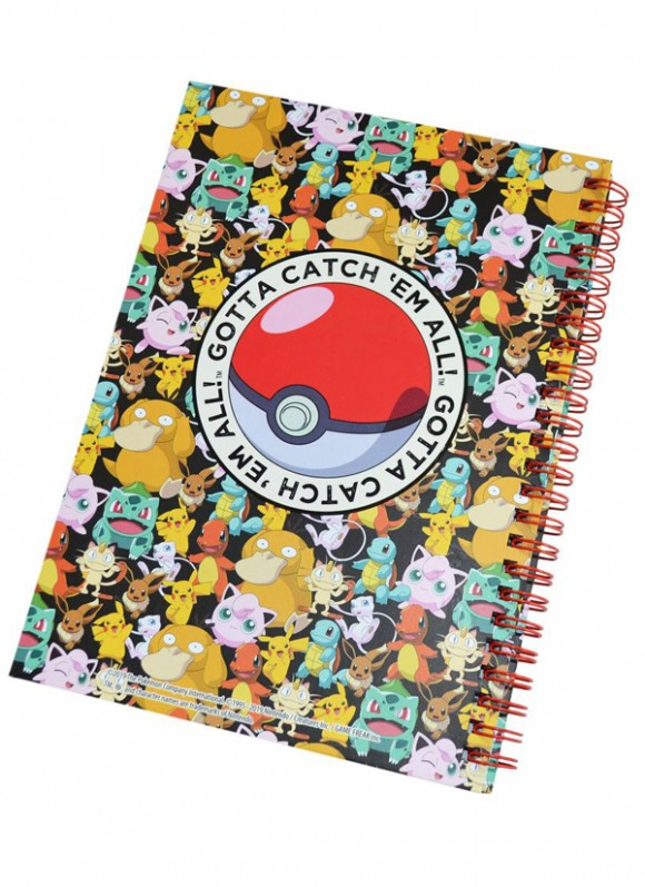 agenda pokemon 2