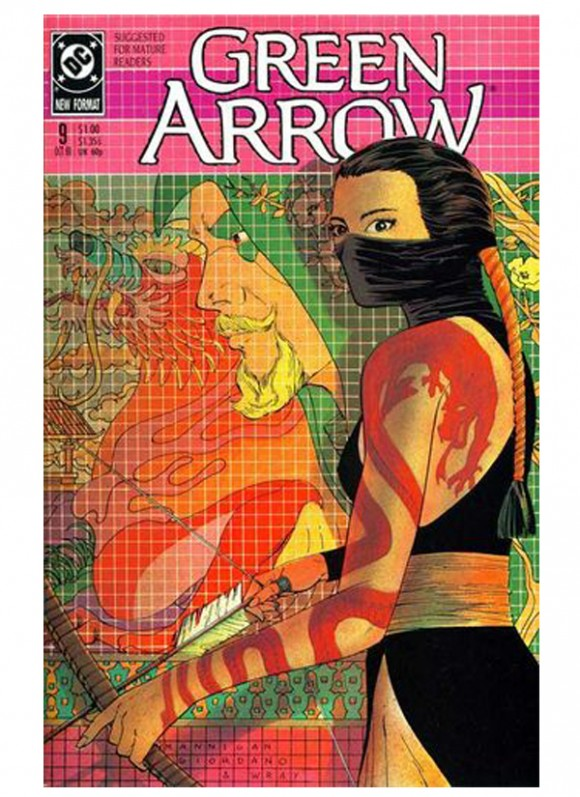 Green_Arrow_Vol_2_nr 9din10_1988 – toate 75 lei