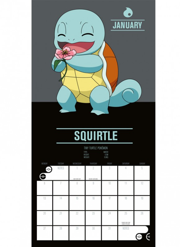calendar pokemon3
